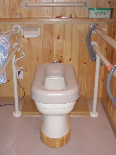 トイレ・お風呂 | 車椅子生活